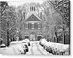 South Street Headhouse  Acrylic Print