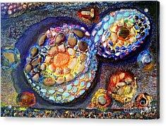 Space Acrylic Print by Mariyn Atanasov