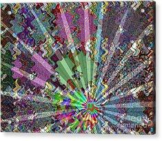 Sparkle Focus Graphic Chakra Mandala By Navinjoshi At Fineartamerica.com Fineart Posters N Pod Gifts Acrylic Print