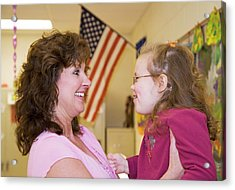 Special Education School Acrylic Print by Jim West