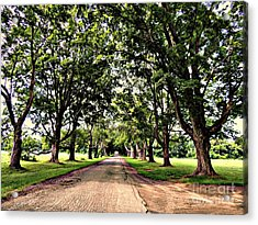 Spencer Peirce Little Farm Acrylic Print