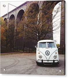 Splitty By The Viaducts Acrylic Print