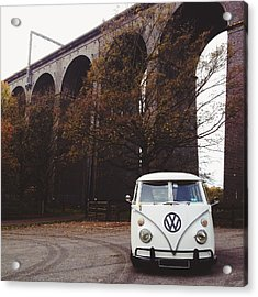 Splitty By The Viaducts II Acrylic Print