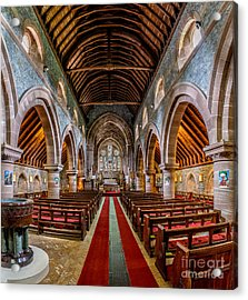 St Mary Acrylic Print