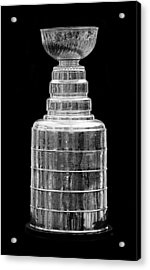 Stanley Cup 1 Acrylic Print by Andrew Fare