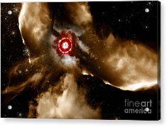 Star Dust Of Supernova Acrylic Print by Jorgo Photography - Wall Art Gallery