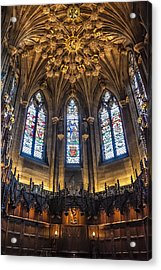 St.giles Cathedral Acrylic Print by Svetlana Sewell