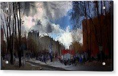 Streetlights 2 Acrylic Print