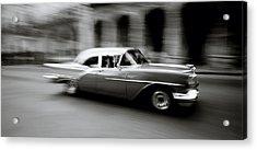 The Zen Of Havana Acrylic Print by Shaun Higson