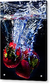 Submerged Forever Acrylic Print by Jon Glaser