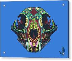 Sugar Lynx  Acrylic Print