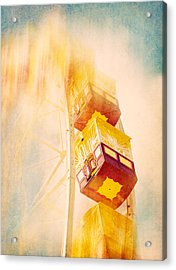 Summer Dreams Acrylic Print by Amy Weiss