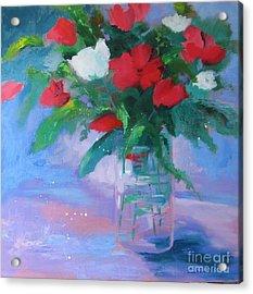 Summer Vase Acrylic Print