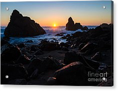 Sun Kissed Acrylic Print by CML Brown