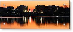 Sunrise Over The Capitol-2 Acrylic Print