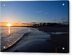 Sunset Acrylic Print by Jonathon Shipman