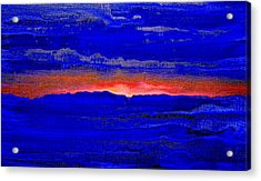 Sunset 2005 Acrylic Print