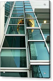 Sunsphere Reflections Acrylic Print