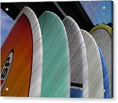 Surf Break Acrylic Print