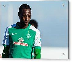 Sv Werder Bremen V Fk Austria Wien - Friendly Match Acrylic Print by TF-Images