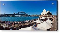 Sydney Opera House, Sydney, New South Acrylic Print