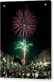 Sylva 4th Of July 2004 Acrylic Print