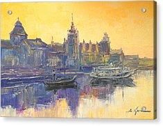 Szczecin - Poland Acrylic Print