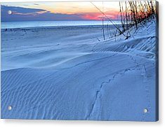 Take Me To The Beach Acrylic Print by JC Findley