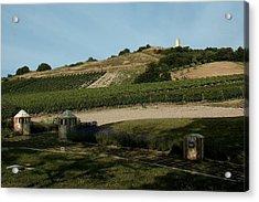 Tarquinia Countryside Acrylic Print