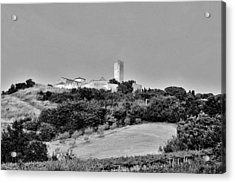 Tarquinia Landscape Acrylic Print