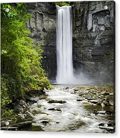 Taughannock Falls State Park Acrylic Print
