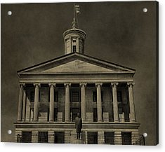 Tennessee Capitol Building Acrylic Print