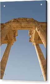 Tetrapylon At Aphrodisias Acrylic Print