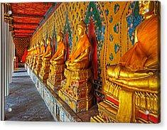 Thailand Acrylic Print by David Davis