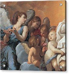 The Assumption Of The Virgin Mary Acrylic Print