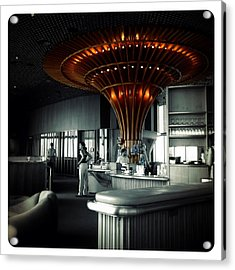 The Bar Acrylic Print