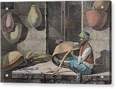 The Basket Maker, From Volume II Arts Acrylic Print