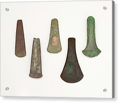 The Celt Flat Axe Copper To Bronze Age Acrylic Print