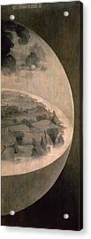 The Creation Of The World Acrylic Print by Hieronymus Bosch