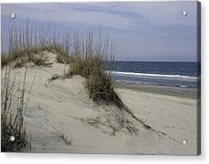 The Dunes Acrylic Print by Kelvin Booker