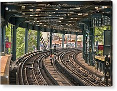 The El Acrylic Print