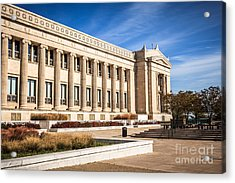 The Field Museum In Chicago Acrylic Print