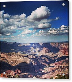 The Grand Canyon - Arizona Acrylic Print
