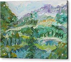 The Great Land Acrylic Print