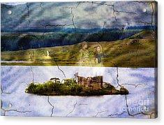 The Lost Kingdom Acrylic Print