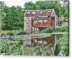 The Old Mill Avoncliff Acrylic Print