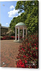 The Old Well At Chapel Hill Acrylic Print