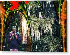 The Other Forest Acrylic Print
