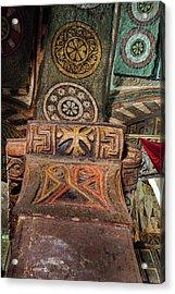 The Rock-hewn Churches Of Lalibela Acrylic Print