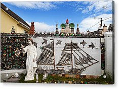 The Shell Cottage In Abbeyside Acrylic Print by Panoramic Images